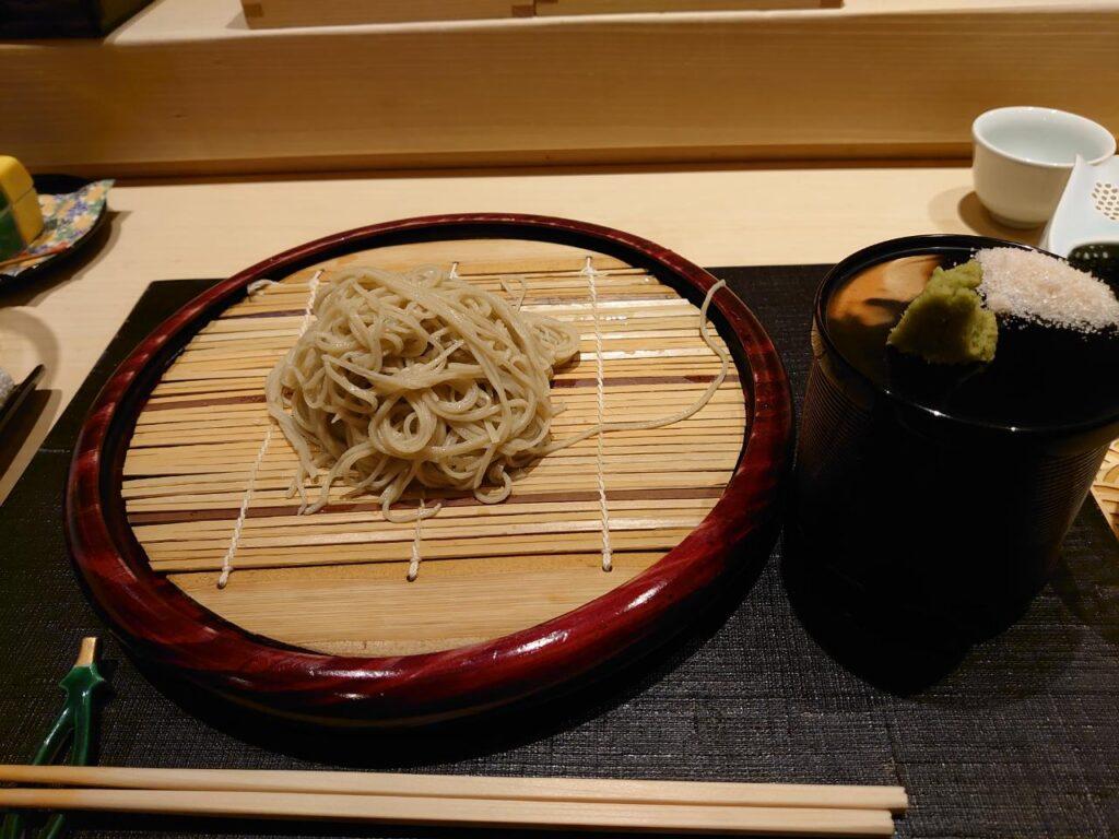 天麩羅とお蕎麦の三輪