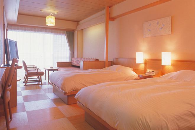 ホテルナガシマ標準客室