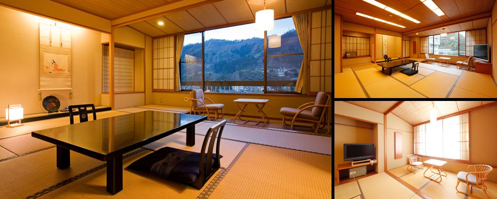大阪 旅行会社 客室画像