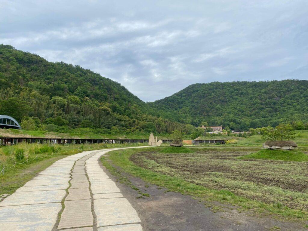 ラコリーナ 滋賀 近江八幡 ジブリ バームクーヘン