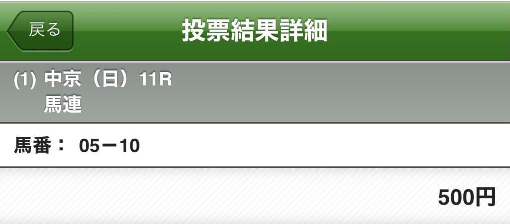 競馬 JRA 馬券 神戸新聞杯